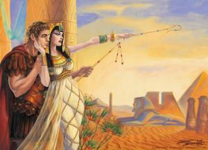 or Antony and Cleopatra,Heer Ranjha,Rani Roopmati