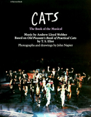 """Start by marking """"Cats: The Book of the Musical"""" as Want to Read:"""