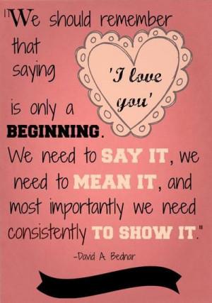 , Lds Marriage Advice, Marriage Advice Lds, Lds Marriage Quotes ...