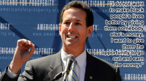 And here are 10 of Rick Santorum's craziest quotes.