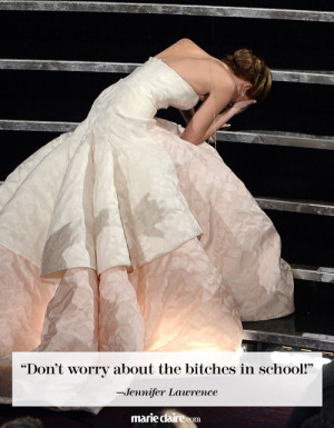 Most popular tags for this image include: Jennifer Lawrence and quotes