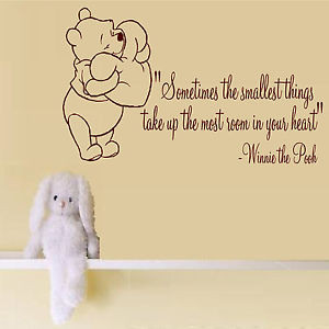 WINNIE-THE-POOH-Wall-Quote-Sticker-Nursery-Huge-Art-Words-Beautiful ...