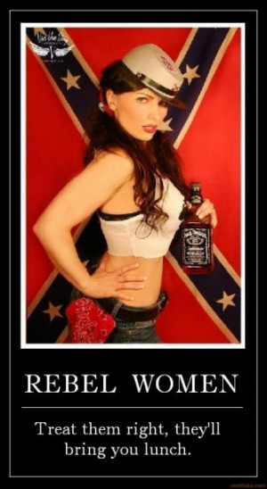 TAGS: rebel women funny jack daniels booze lunch