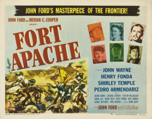 FORT APACHE goes Blu-ray February 21