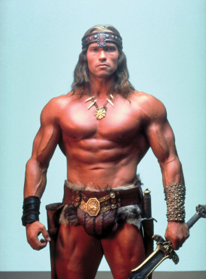 The Legend of Conan.