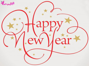 Happy New Year 2015 Quotes with Wishes Cards | Poetry