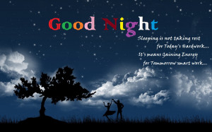 Good Night Wishes Cards - 6