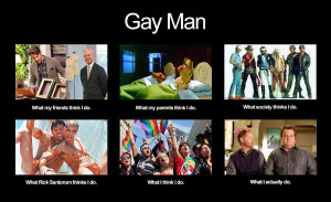 Photographic Guide To How The World Views Gay Men
