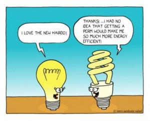 Cartoon: energy efficient hairdo (medium) by sardonic salad tagged ...