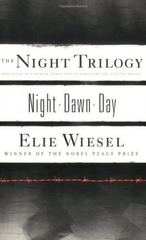 dawn by elie wiesel Description book dawn by elie wiesel: deals with the conflicts and thoughts of a young jewish concentration-camp veteran as he prepares to assassinate a british hostage in occupied palestine.