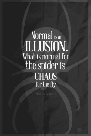 Morticia Addams Quote From...