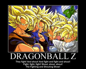 DBZ in a nutshell by grimmjack