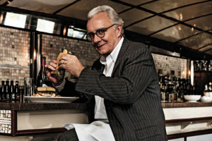 Alain Ducasse on the cover of Bloomberg Pursuits Fall 2012; Photo by ...