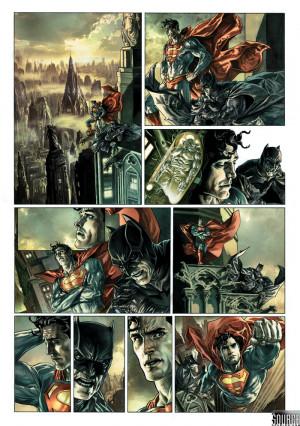 Thread: Batman in Wednesday Comics