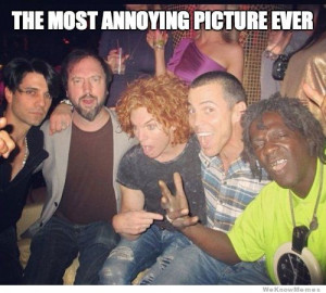 The most annoying picture ever