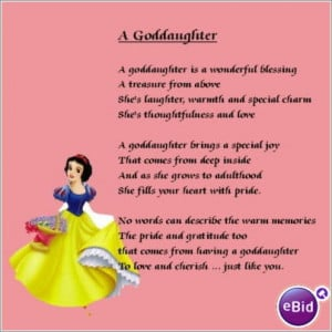 My GodDaughter, light of my life | Sayings I Like
