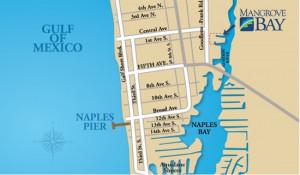 Mangrove Naples Florida Map