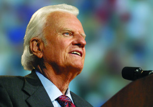 Billy Graham has had a lot to say over the years about Christ's ...