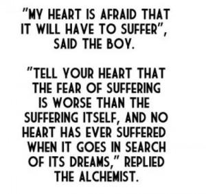alchemist #inspirational #love