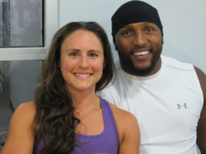 Ray Lewis Quotes On Hard Work A day with ray (lewis)