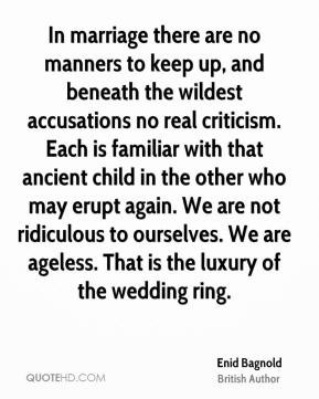 are no manners to keep up, and beneath the wildest accusations no ...
