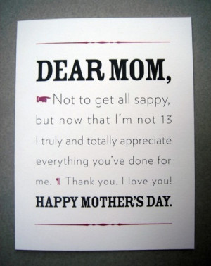 Good Morning Sunday – 25 Beautiful Mother's Day Quotes