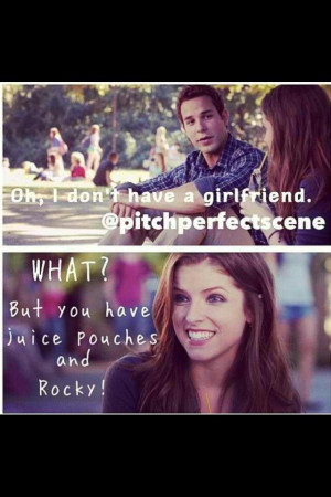 Hilarious Quotes From Pitch Perfect Pitch Perfect Movie Qu...