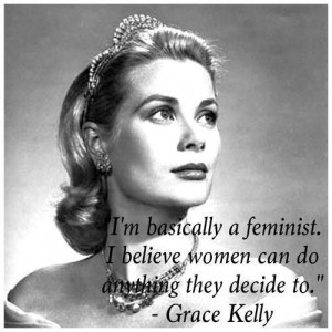 Grace Kelly quote –