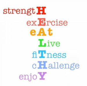 few Quotes on Healthy Life