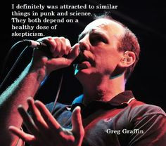 Greg Graffin answers quot What is punk quot