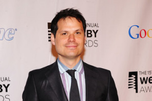 Michael Ian Black The 15th Annual Webby Awards Red Carpet