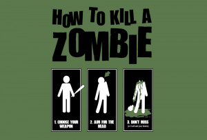 Funny Zombie – Run For Your Life