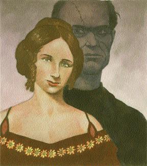 Mary Shelley, Creator of Frankenstein