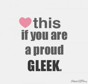 love glee!