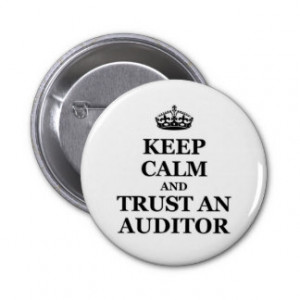 Funny Auditor Cadeaus