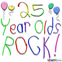 25_year_olds_rock_greeting_cards_pk_of_10.jpg?height=250&width=250 ...