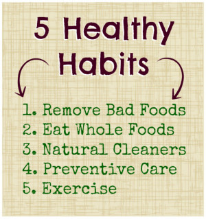 Healthy Habits for You & Your Family - Holiday Edition