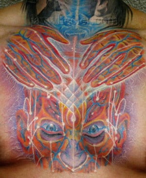 ... Spotlight > Jay Wheeler: Black & Grey + Alex Grey Tattoo Maestro