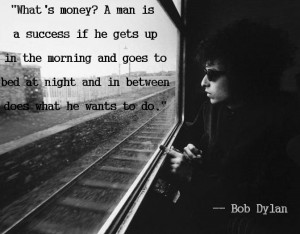 Bob Dylan Quotes Quote picture
