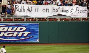 Funny Sports Fan Signs