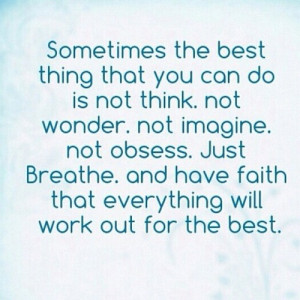 Motivational Stress Relief Quotes