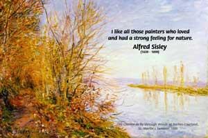 alfred sisley brief biography alfred sisley b oct 30 1839 paris fr d