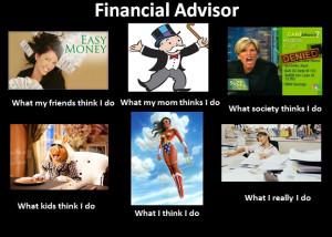 Financial Advisor!
