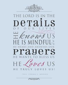 LDS Quotes & Pictures
