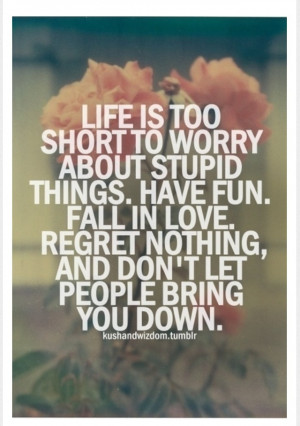 Quotes About People Letting You Down Don't let people bring you