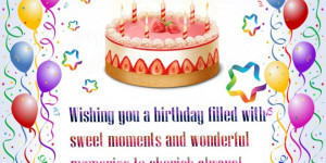 Home » Quotes » Inspirational Birthday Quotes