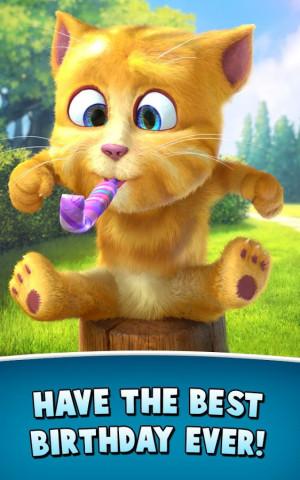 Talking Ginger 2- screenshot
