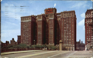 The Conrad Hilton Hotel Chicago Illinois picture