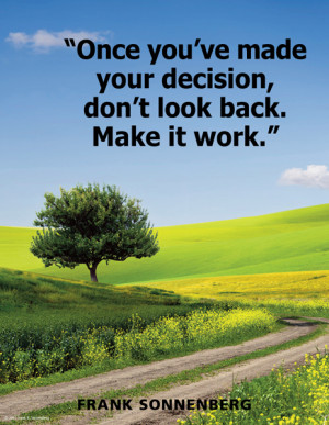 Decision Making: Quotes to Live By