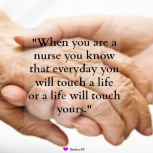 ... yours. Nurse quote. Nursing quotes. Nurse. Nurses. Holding hands